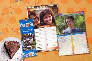 digitale prints / verjaardagskalenders