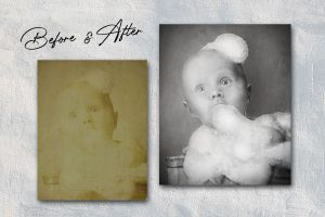 foto retouching